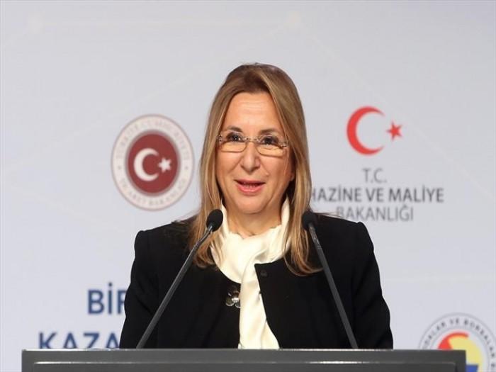 وزيرة تركية: الحرب التجارية بين أمريكا والصين فرصة لنا
