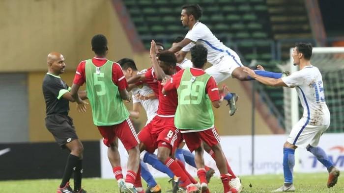 الإمارات تلقن ماليزيا درساً عظيماً في الفوز بتصفيات كأس العالم
