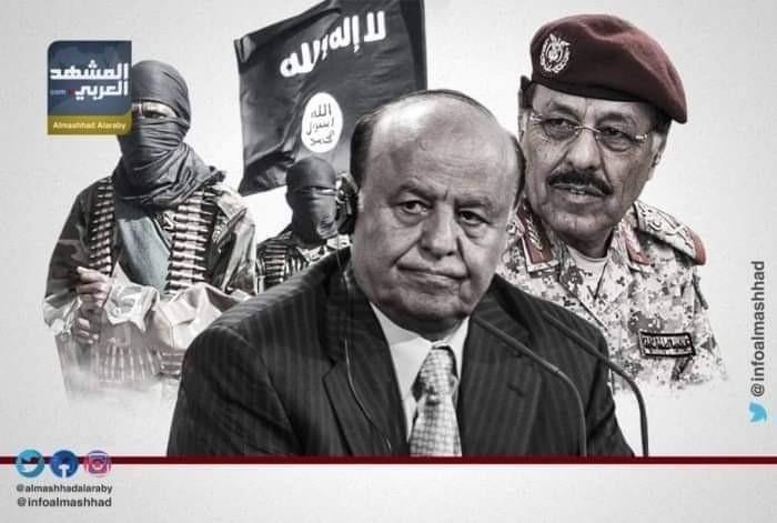 """اعترافات """"عسكر الشرعية"""".. حكومة إخوانية تخدم الحوثي وتطعن التحا"""