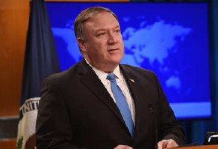 بومبيو: السياسية الأمريكية الخارجية لا تتغير مع إقالة أو تنحي مسئول