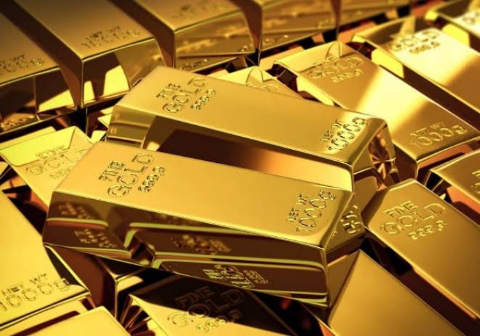 الذهب يتراجع للجلسة الرابعة على التوالي بفعل أمال توقف الحرب التجارية