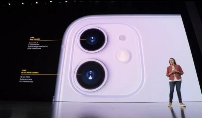 """رسمياً.. أبل تزيح الستار عن هاتفها الجديد """"آيفون 11"""""""