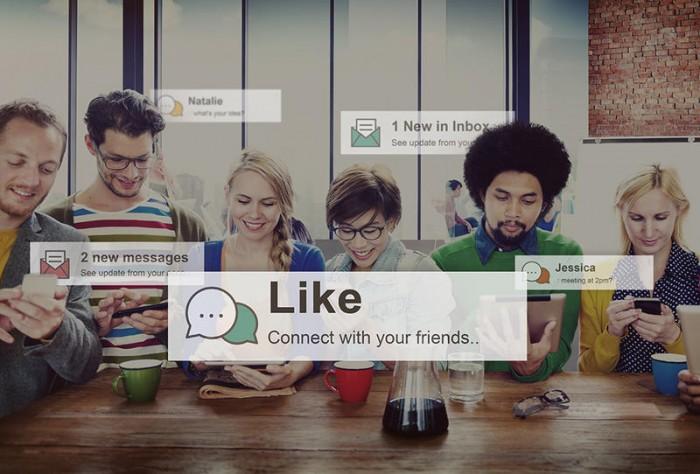 دراسة: الوقت الذي يستخدمه مرتادو التواصل الاجتماعي زاد 60%