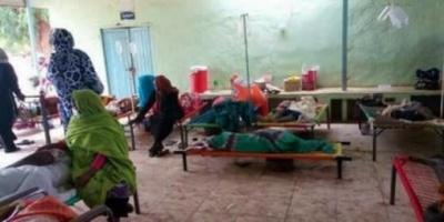 السودان تسجّل إصابة 34 شخصًا بالكوليرا ووفاة 3
