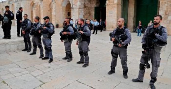 قوات الاحتلال الإسرائيلي تعتقل 16 مواطنا فلسطينيا