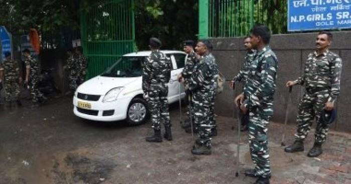 الهند تفرض حظر التجوال في بعض أجزاء إقليم جامو وكشمير