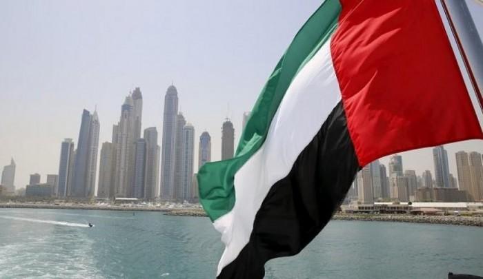 الإمارات تستنكر تصريحات نتنياهو بشأن ضم أراض من الضفة الغربية