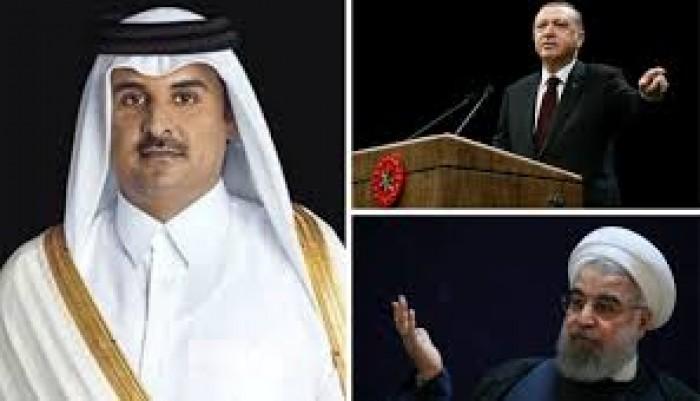 كاتب سعودي: كرهنا لمثلث الشر نابع من الق