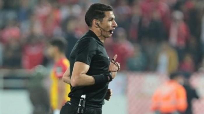 المصري جهاد جريشة حكمًا لمباراة النجم الساحلي التونسي بكأس محمد السادس