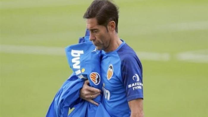رسميًا: فالنسيا يقيل مارسيلينو قبل مواجهة بارسا