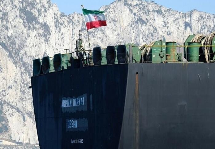 """إيران: شحنة """"أدريان دريا1"""" تم بيعها لشركة خاصة"""