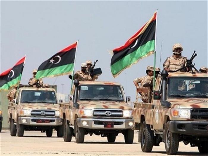 الجيش الوطني الليبي يسيطر على مناطق واسعة جنوبي طرابلس
