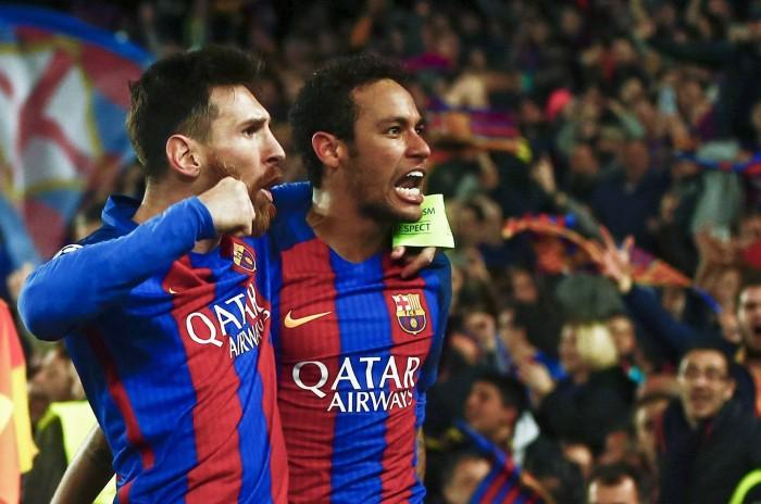 ميسي يوضح حقيقة مطالبته برشلونة التعاقد مع نيمار