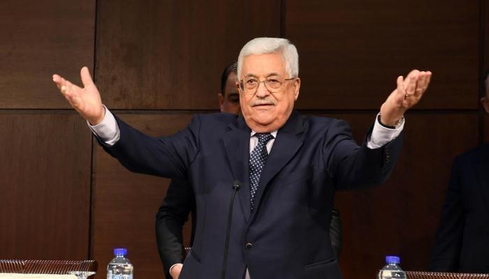 الرئيس الفلسطيني يشيد بموقف دول العالم إزاء تصريحات نتنياهو