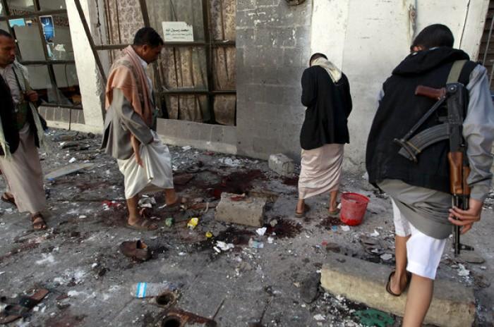 انفجار يستهدف وزير حوثي بصنعاء..تفاصيل