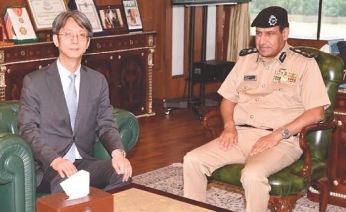 الكويت وكوريا الجنوبية تبحثان سبل تعزيز التعاون الأمني