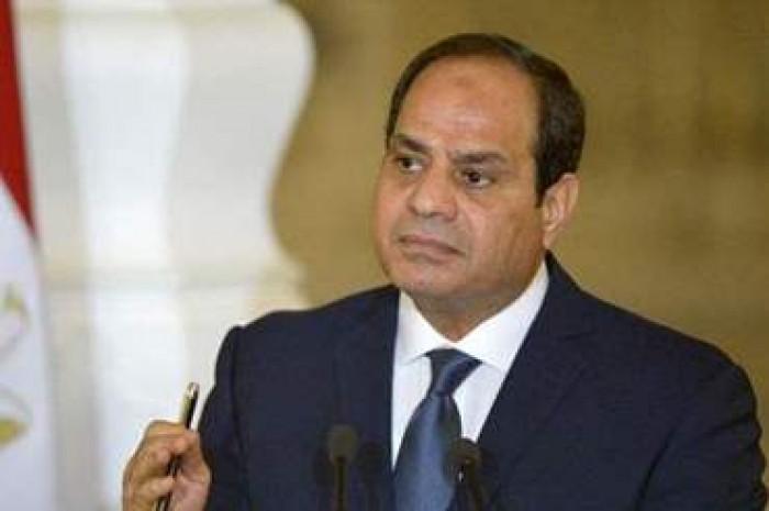 الرئيس المصري يصدر قرارا بتعيين المستشار حمادة الصاوى نائبا عاما