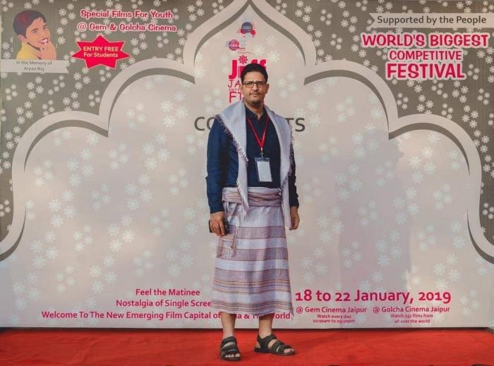 اختيار المخرج العدني عمرو جمال عضواً في لجنة تحكيم مهرجان جايبور