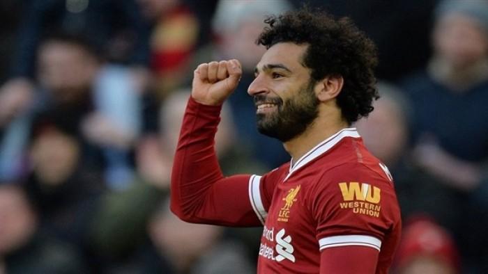 صلاح أفضل لاعبي ليفربول في شهر أغسطس