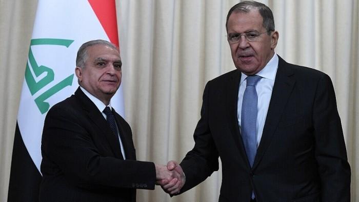 وزير الخارجية الروسي يزور العراق يومي 7 و8 أكتوبر المقبل