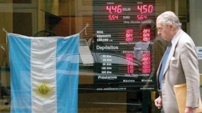 معدل التضخم في الأرجنتين يسجّل ارتفاعًا بـ54% في أغسطس
