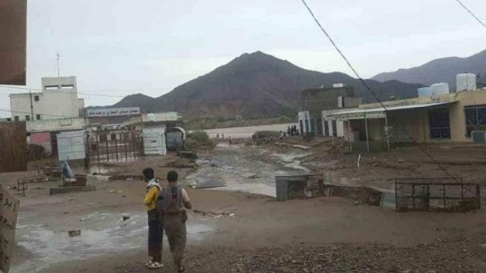 تحذيرات من السيول واضطراب البحر ببعض المناطق
