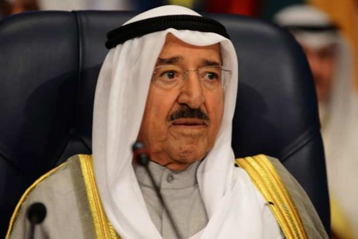 أول ظهور لأمير الكويت بعد تعرضه لوعكة صحية