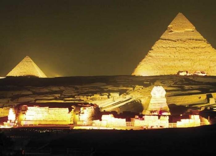 الصوت والضوء المصرية تتحول للربح خلال العام الماضي بعد خسارة 9 سنوات