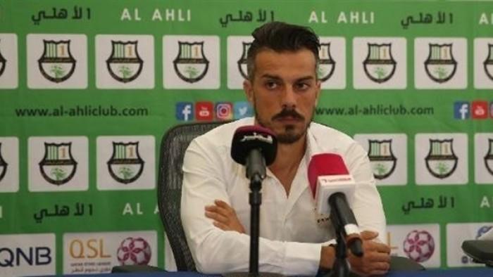 مدرب الأهلي: سعيد بالفوز على الخور في الدوري القطري