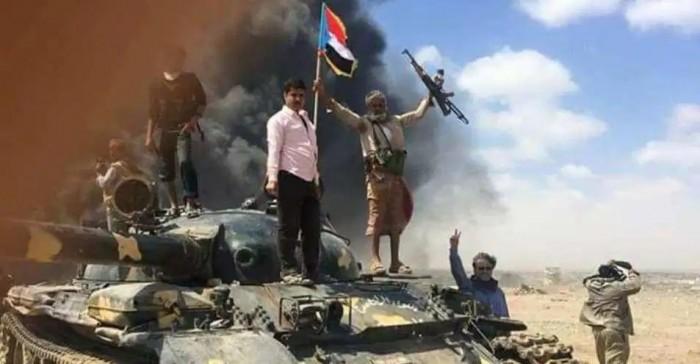 القوات الجنوبية تدمر تعزيزات مأرب الإخوانية في المحفد
