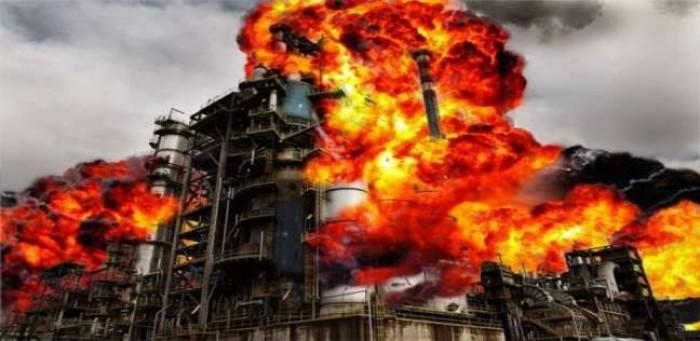 السيطرة على حريق شبّ بمعمل أرامكو في السعودية