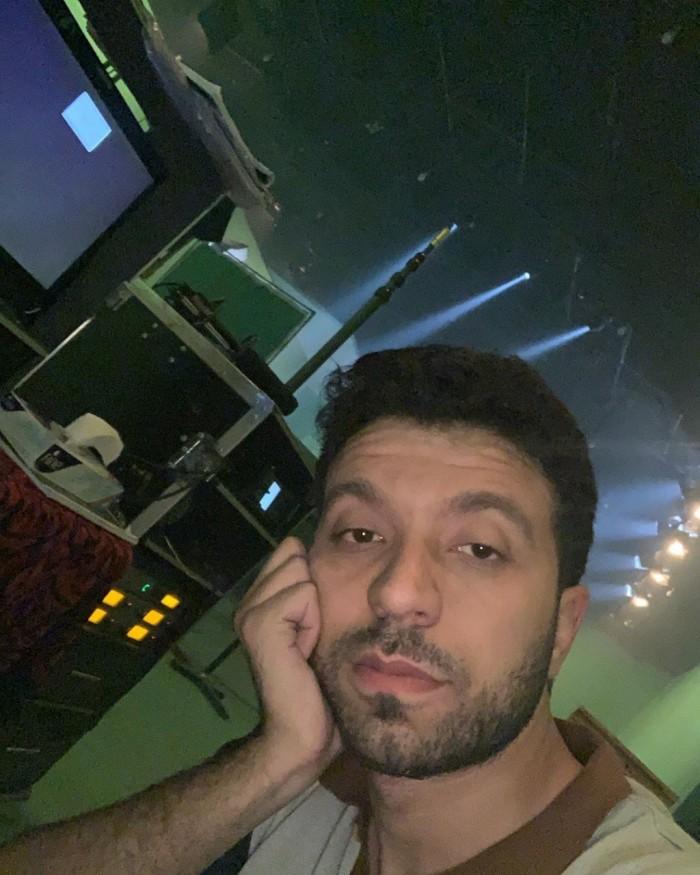 أحمد خالد موسى يحتفل بعيد ميلاده