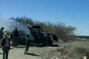 تفاصيل جديدة حول هجوم القوات الجنوبية على أطقم إخوانية بأبين
