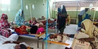 السودان يؤكد وفاة 5 مصابين بالكوليرا في ولاية النيل الأزرق