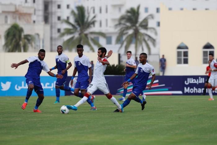 الجزيرة الإماراتي يفوز على النصر العماني في كأس محمد السادس