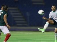 الوحدة يحقق فوزه الأول على الأهلي في الدوري السعودي