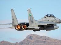 مقاتلات التحالف تستهدف معسكراً للحوثيين بصعدة