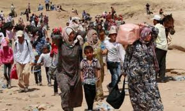 آلاف السوريين المهجرين يعودون إلى قراهم بريفي حماة وإدلب