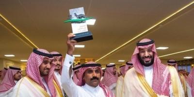 الأمير محمد بن سلمان يرعى مهرجان الهجن الثاني في الطائف