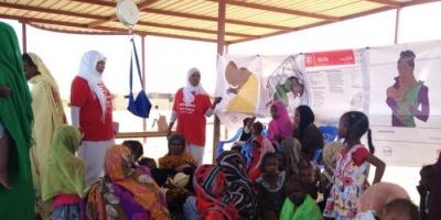 ارتفاع عدد المصابين بالكوليرا بولاية النيل الأرزق السودانية إلى 80 مصابًا
