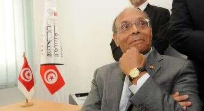 """""""المرزوقي"""" يؤكد خسارته الانتخابات الرئاسية: فشلت في إقناع التونسيين"""