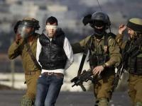 الاحتلال الإسرائيلي يعتقل مواطنًا من نابلس