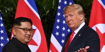 الزعيم الكوري يدعو ترامب لزيارة بيونغ يانغ