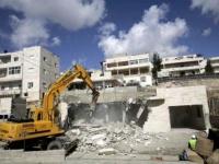 قوات الاحتلال الإسرائيلي تهدم منزلًا لمواطن فلسطيني غربي بيت لحم