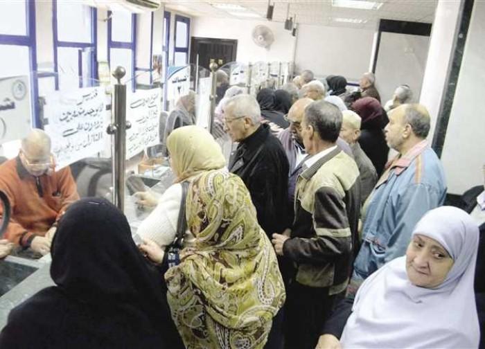 اتفاق ثنائي ينهي الخلاف بين الحكومة وأصحاب المعاشات في مصر