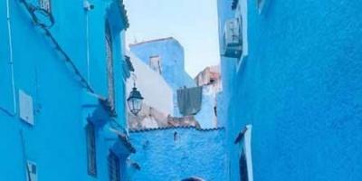 جيهان خليل بشوارع المغرب في جلسة تصوير جديدة (صور)