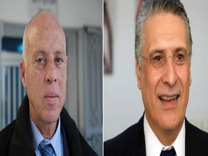 بعد فرز 39% من الأصوات.. قيس سعيد والقروي على مشارف الجولة الثانية بتونس