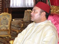 العاهل المغربي يدين العدوان على منشأتي النفط السعوديتين