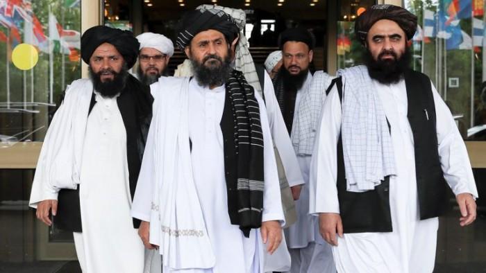 خلال زيارته لطهران.. إجراء مباحثات بين وفد من طالبان وإيران