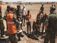 انفجار لغم من مخلفات داعش يقضي على مدنيين ويصيب آخرين بسوريا